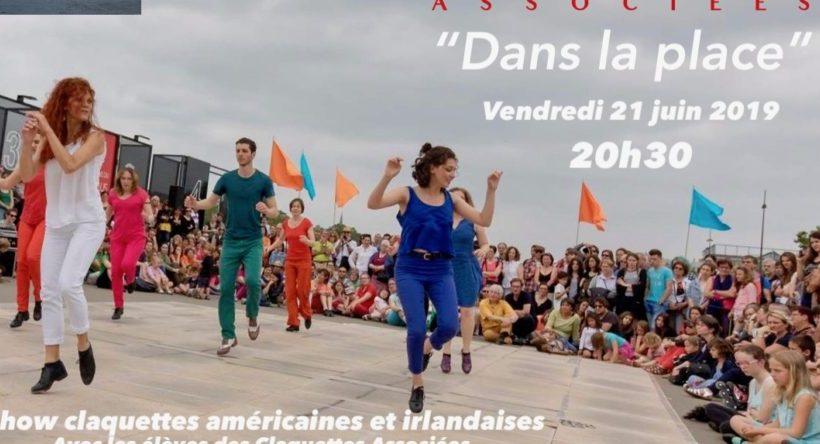 Show Claquettes 21 juin 2019 à Nantes