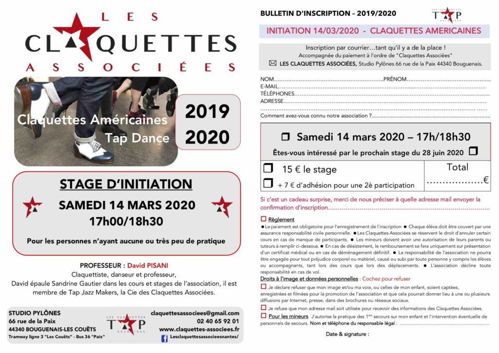 initiation-découverte-des-claquettes-Les claquettes Associees-Nantes