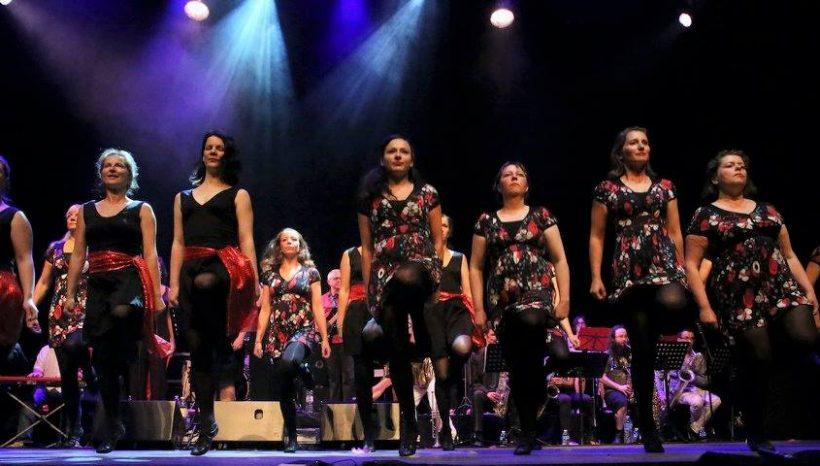 Show de claquettes irlandaises - les Claquettes Associées Nantes