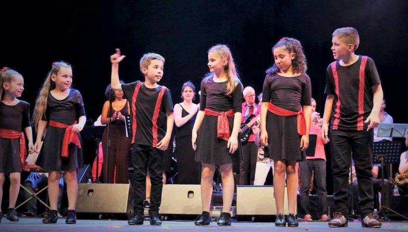 Show de claquettes Kids - les Claquettes associées Nantes